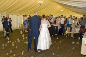 Scott Wedding 28th July 2012 - Announced into Marquee