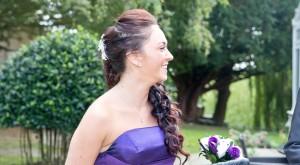 Nathan & Carlie David Wedding 22nd September - Bridesmaid