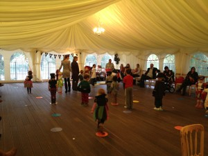 Pirate Birthday Party 27.10.12 - Party Games